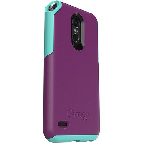 new concept c4fb1 f788f Otterbox Achiever Series Case for LG Stylo 3 PLUS - Plum / Mint ...