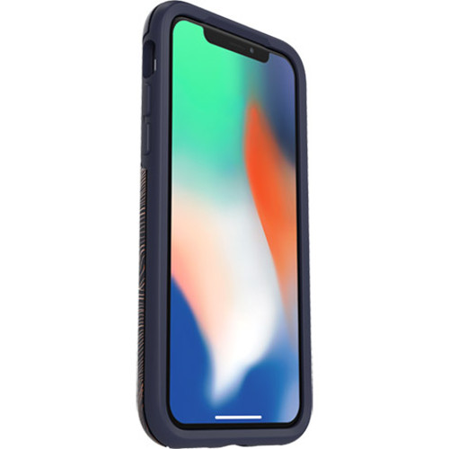 reputable site e9a46 7fa73 Otterbox Symmetry Series Case for iPhone X - Good Vibrations (7757232)