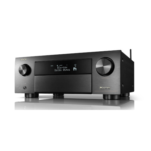 Denon 9 2 Channel 4K AV Receiver with Dolby Atmos, HEOS and