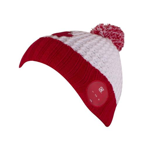 a24df443778 Caseco Blu-Toque Dual Layered Bluetooth Beanie - Maple Leaf (CCNBTQCNP)