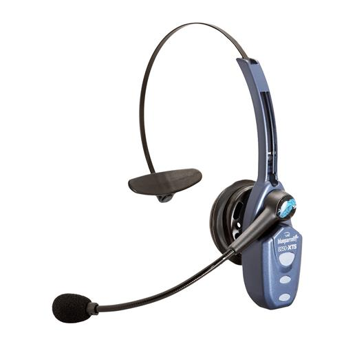 f321b433527 BlueParrott B250-XTS Over Head Bluetooth Headset with Noise Cancellation ( B250-XTS)