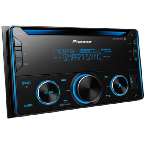 Pioneer Double DIN BT CD Receiver with Pioneer Smart Sync App and MIXTRAX (FHS52BT) $98 W/FS/$93 ISPU
