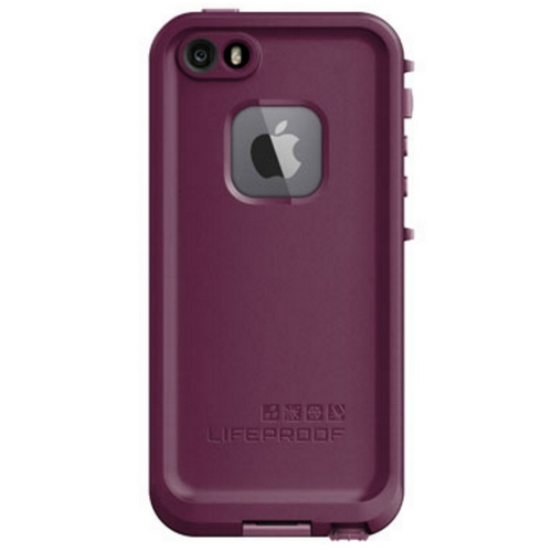 purple lifeproof case iphone 5s lifeproof fre iphone 5 5s se purple 7753687 17934