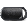 Ecoxgear EcoStone Waterproof Portable Bluetooth Speaker And Speakerphone - Black (GDIEGST701)